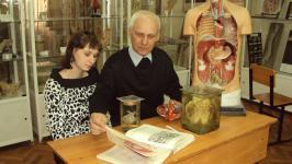 анатомический музей томск